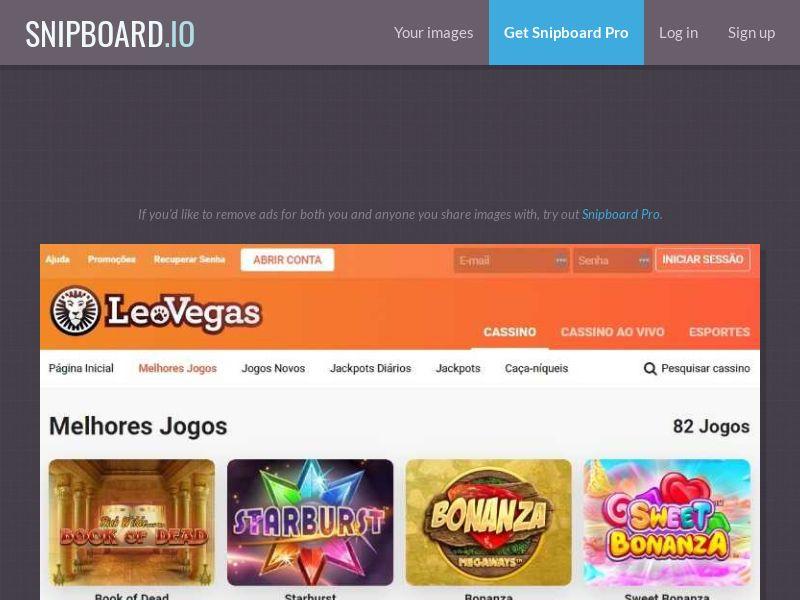 40465 - BR - Casino - Leo Vegas - BR - CPA - [monthly 100 cap] [min ftd 15€]