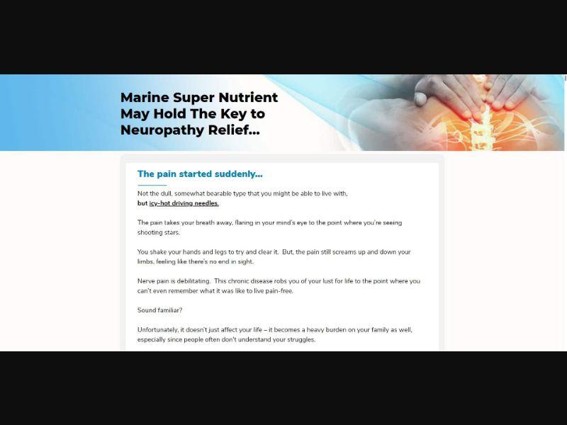 Nervexol - Health - SS - [US, CA, AU, NZ]