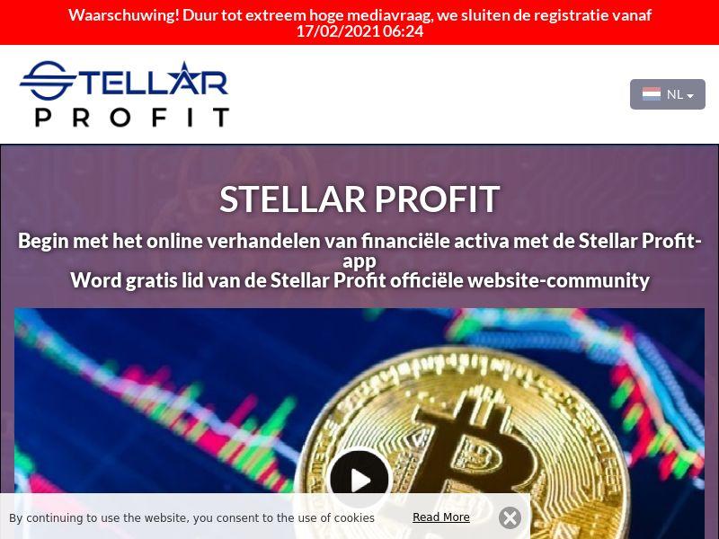 Stellar Profit Dutch 2953