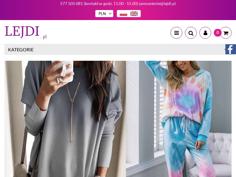 Lejdi - PL (PL), [CPS], Fashion, Clothes, Accessories and additions, Accessories, Jewelry, Presents, Sell, shop, gift