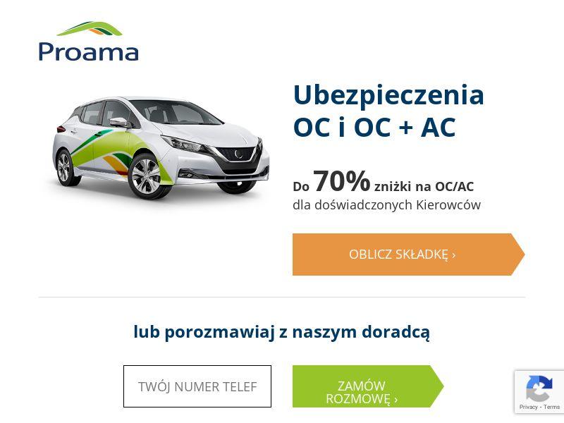 PROAMA MOTO - PL (PL), [CPA], Business, Insurances, Sell, assurance, security, safe