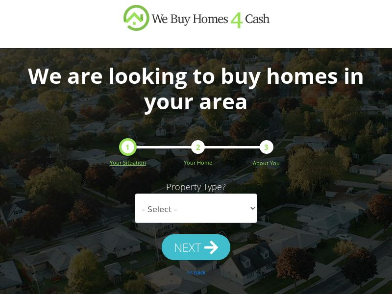 We Buy Homes 4 Cash - US