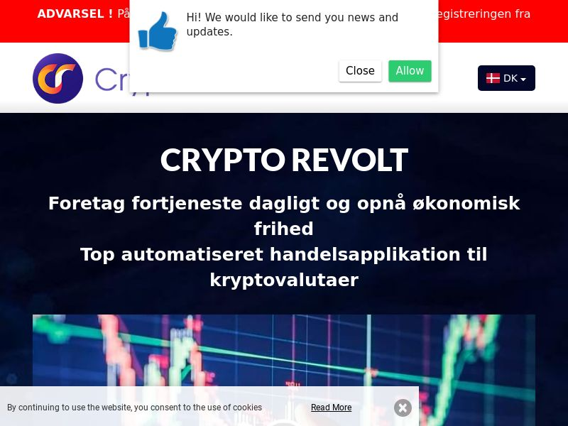 Crypto Revolt Danish 2134