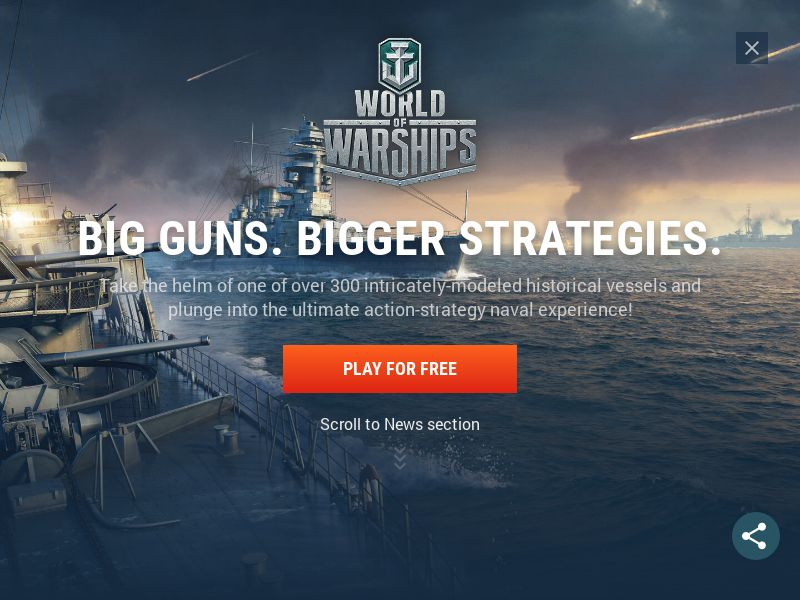 World of Warships [CPP] Many GEOs