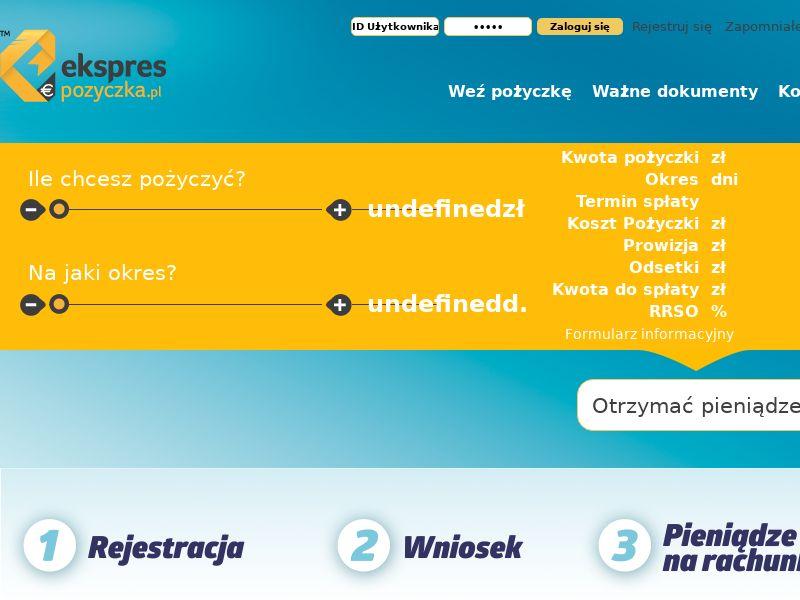 eksprespozyczka (eksprespozyczka.pl)