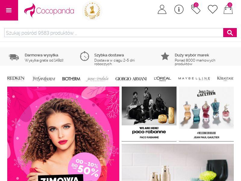 Cocopanda - PL (PL), [CPS], Health and Beauty, Cosmetics, Supplements, Sell, coronavirus, corona, virus, keto, diet, weight, fitness, face mask