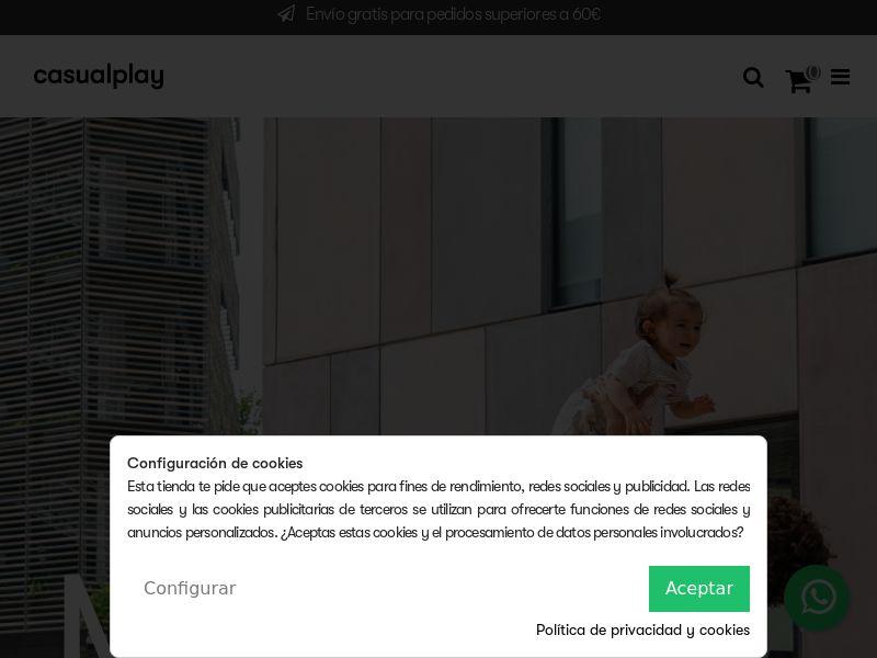 Casualplay - ES (ES), [CPS]