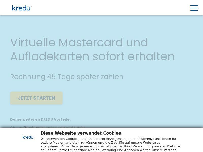 Kredu (DE), [CPA | CPS], Business, Cards, Credit card, Loan Approval, bank, finance