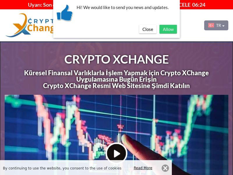 Crypto XChange Turkish 3342