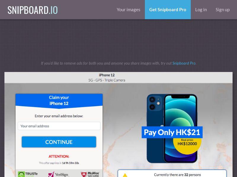 MagnificentPrize - Samsung Galaxy S20 Dark Amazon HK - CC Submit