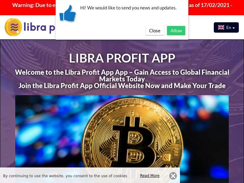 Libra Profit App Russian 3216