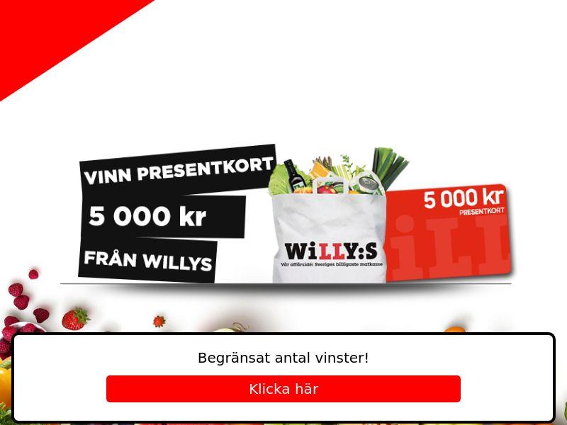 11451) [WEB+WAP] Willys - SE - CPL