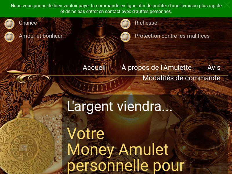 Money Amulet - FR