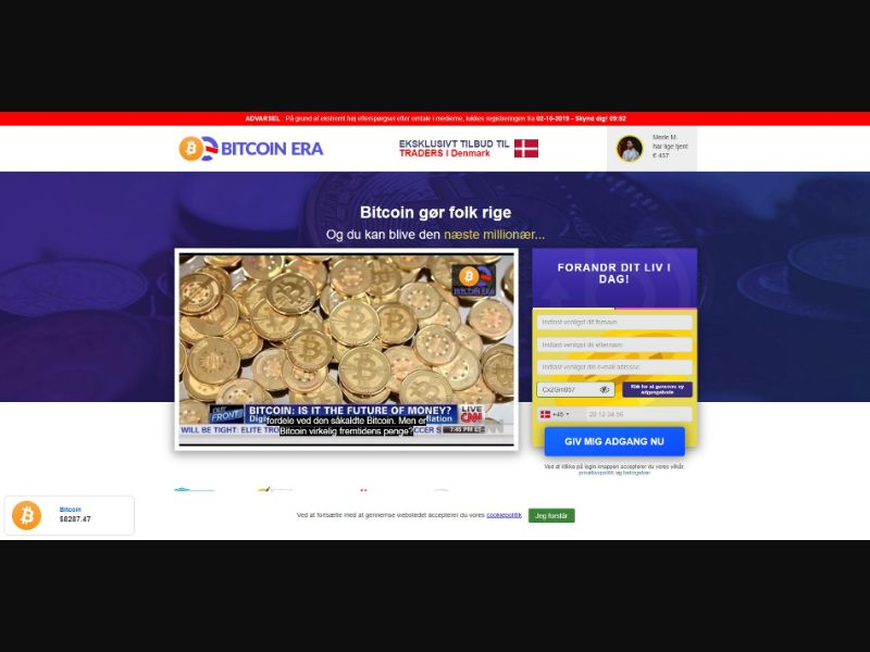 Bitcoin Era - Crypto - SS - [DK]