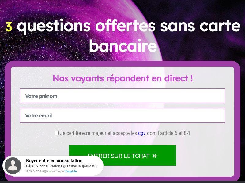 11273) [EMAIL] Une Voyante - FR - CPL