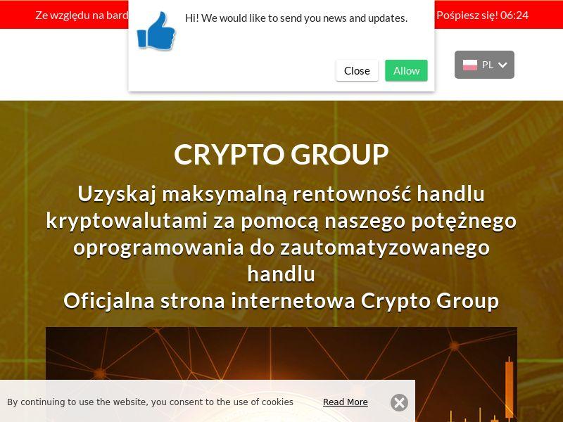 The Crypto Group Polish 3109