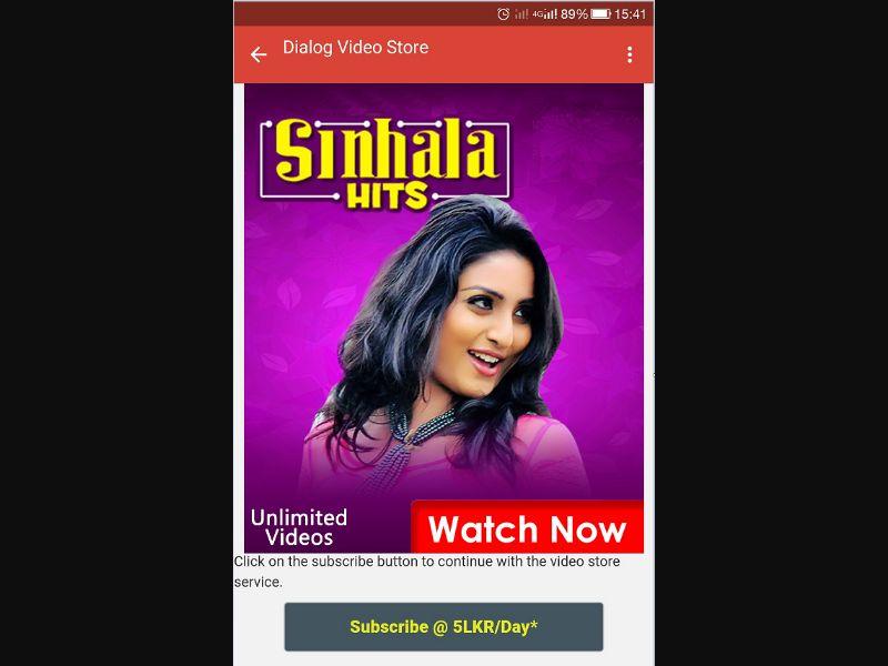 Sinhala Hits (LK)