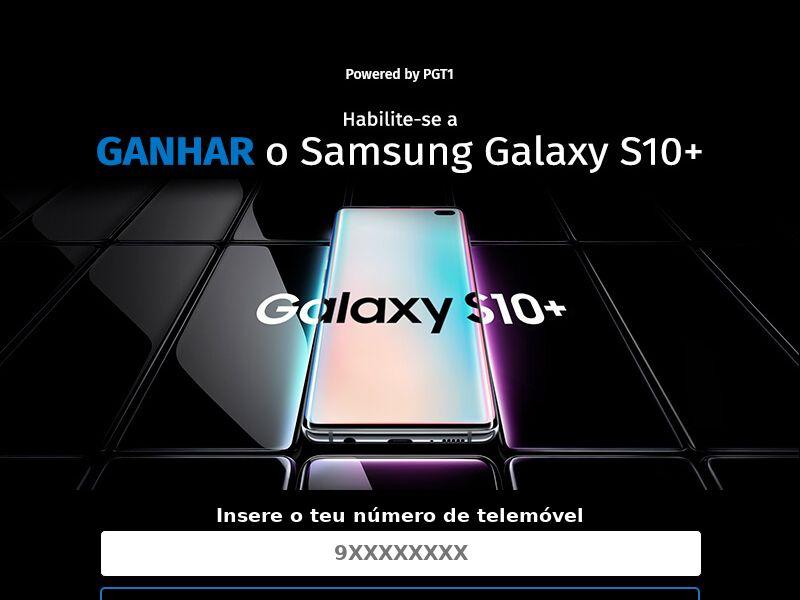 Samsung Galaxy S10 - PT