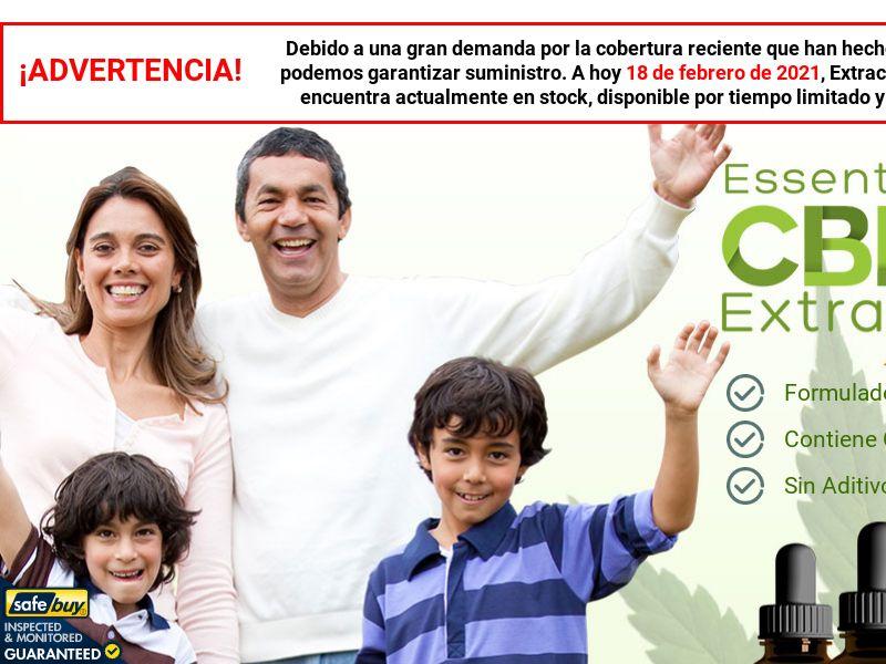 Essential CBD Extract LP01 (Pets) (SPANISH) - default