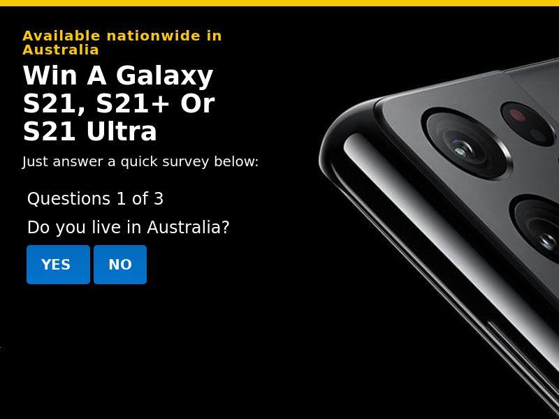 Samsung S21 | AU