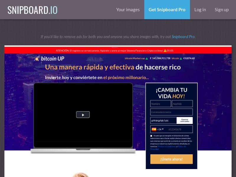 39244 - DE - BitCoin UP (DE) - (min FTD $250)
