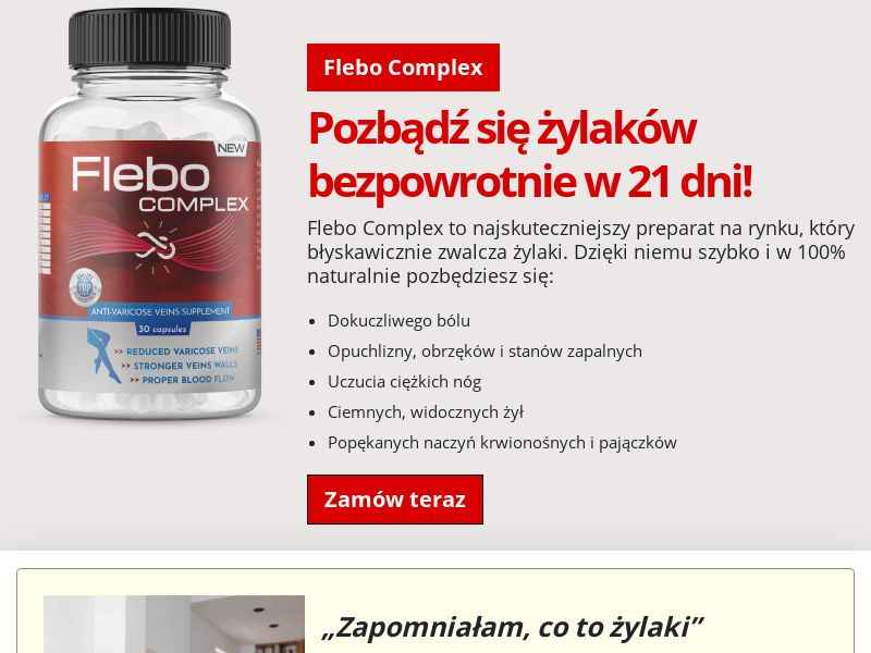 FLEBO COMPLEX - PL (PL), [COD], Health and Beauty, Supplements, Sell, Call center contact, coronavirus, corona, virus, keto, diet, weight, fitness, face mask