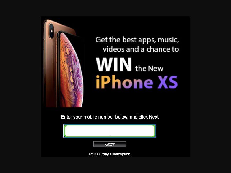 Iphone Xs (ZA)