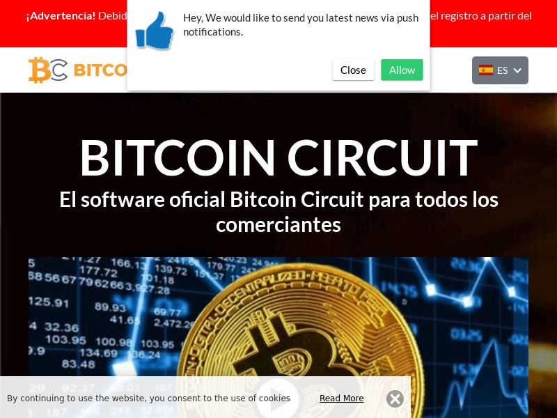 Bitcoin Circuit Pro Now Spanish 1014
