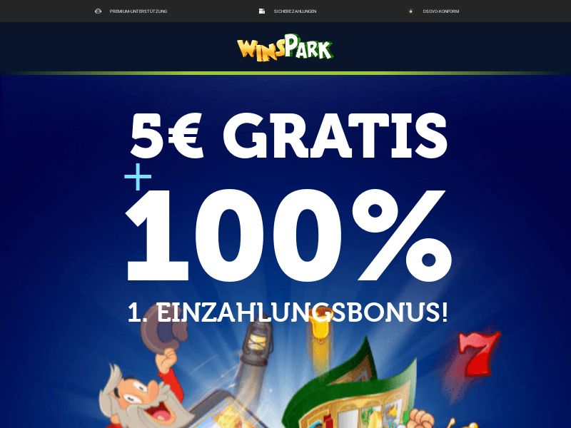 Winspark - IT (IT), [CPA], Gambling, Casino, Deposit Payment, million, lotto