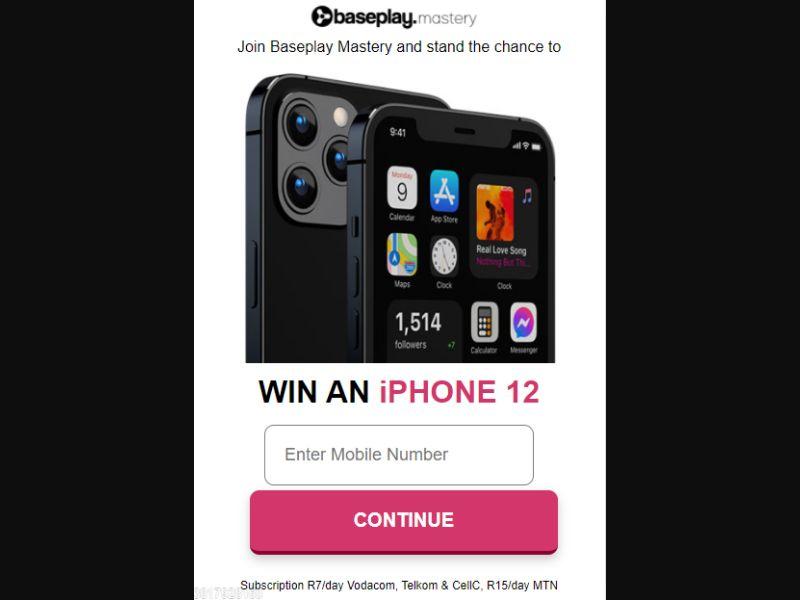 4542   ZA   2ClickFlow   Vodacom   Mainstream   Sweepstakes