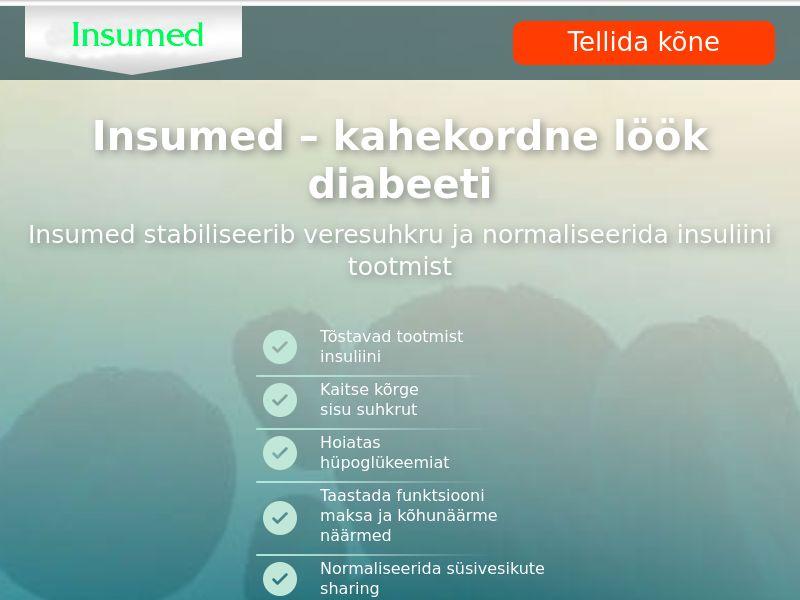 Insumed EE - sugar control supplement