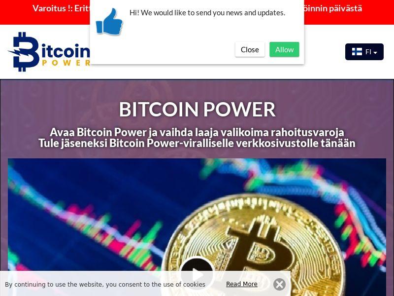 Bitcoin Power Finnish 3667