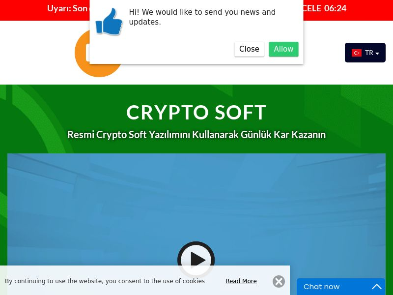 Crypto Soft Turkish 1825