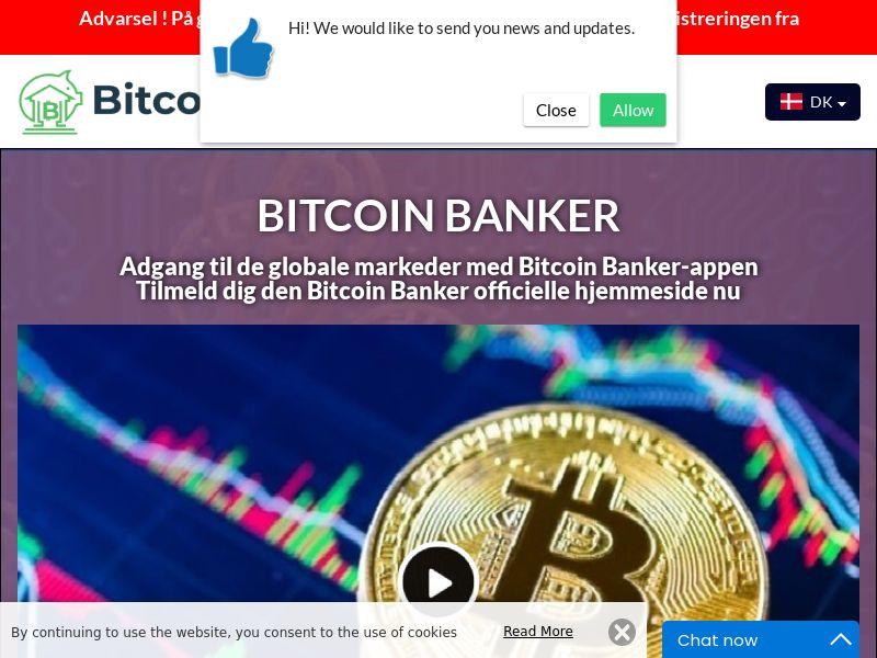 The Bitcoin Banker Danish 2715