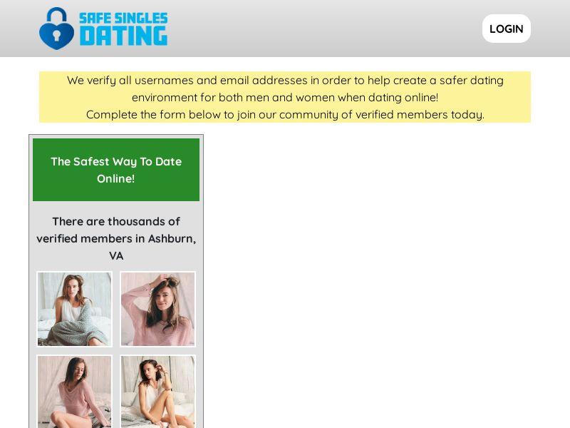 SafeSinglesDating.com - Direct Advertiser - Dating - PPS - US, CA, UK, NZ, AU
