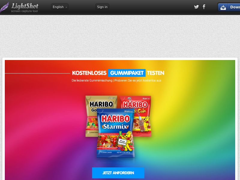 Portal Leads - Haribo (DE) (CPL) (Incent) (Personal Approval)