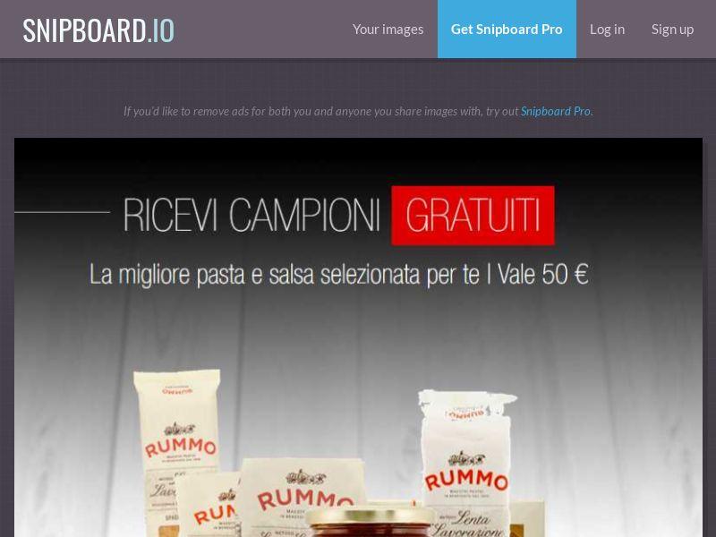 38005 - IT - LeadsWinner - Rummo - SOI