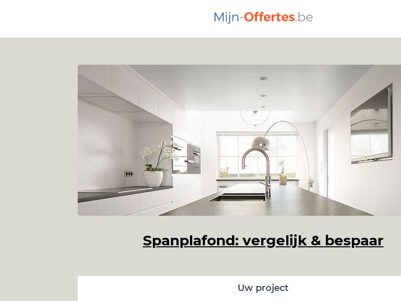 12587) [EMAIL] Plafonds tendus - BE(NL) - CPL