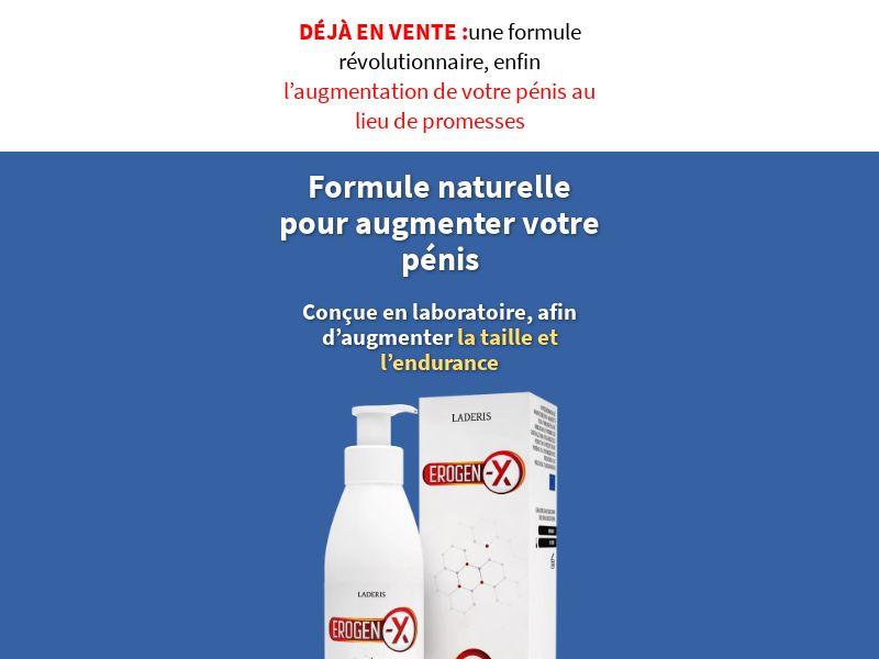 ErogenX - FR (FR), [COD]