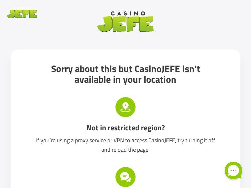 10178) [WEB+WAP] Casino JEFE - DE,AT - CPA