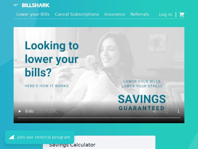 BillShark - CPL - US