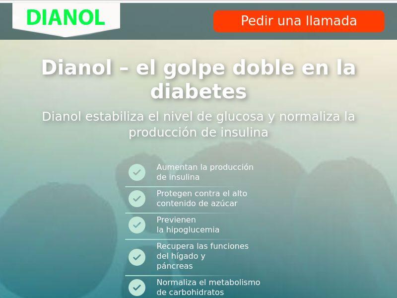 Dianol CL - sugar control supplement
