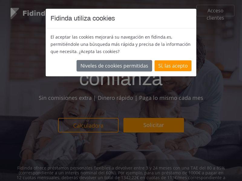 fidinda (fidinda.es)