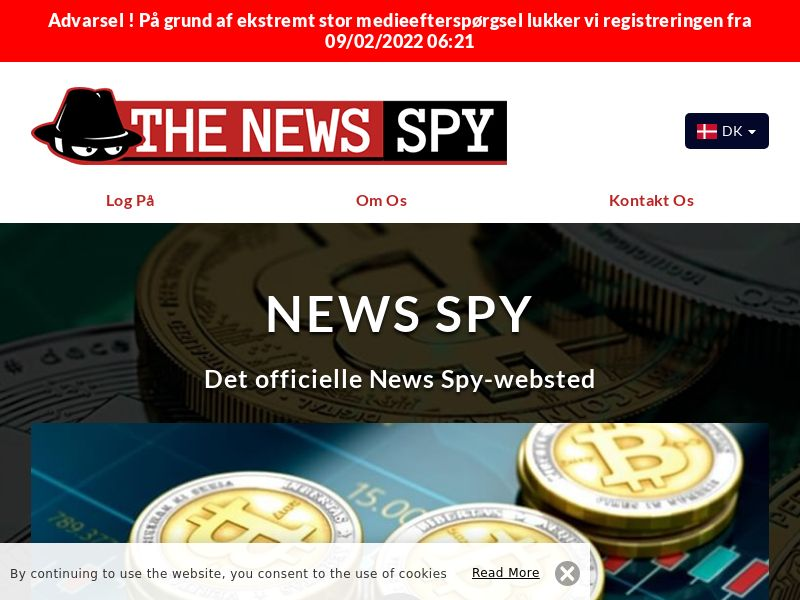 News Spy Spanish 1049
