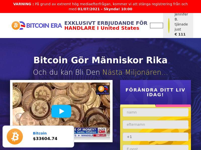 Bitcoin Era Swedish - SE