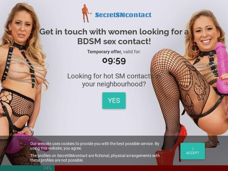 SecretSMcontact