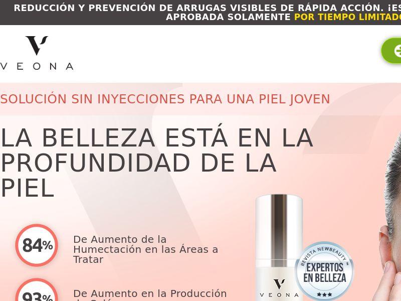 Veona Anti-Wrinkle Complex 01 - Spanish