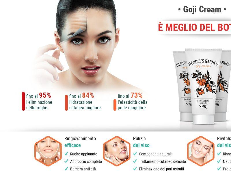 Goji cream - IT