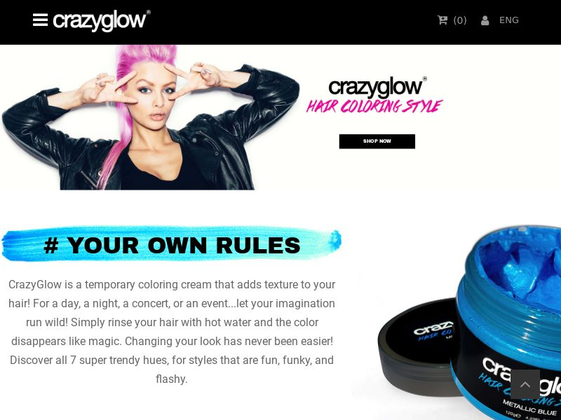 CrazyGlow (INTL) (CPS) (Personal Approval)