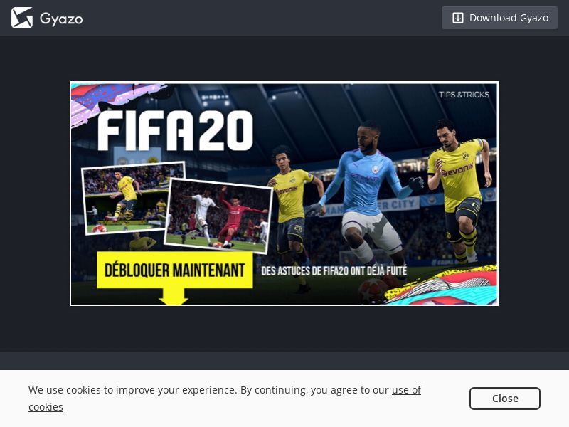 12Games FIFA 20 FR | 2-Click/PIN Submit - Incent Permitted
